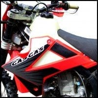 GAS GAS 450FSR (2007-2009) 2.7 GALLONS #11485