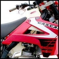 GAS GAS EC/MC/DE 125/200/250/300 2 STROKES (2007-2010**) #11602