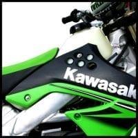 KX450F (2009-2010) 2.6 GALLON #11603