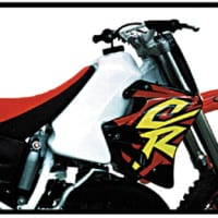 CR250R (92-96) CR125R (93-97) 3.1 GAL. #11320