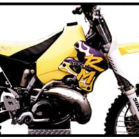 RM250 (1996-2000) 3.4 GAL. #11351