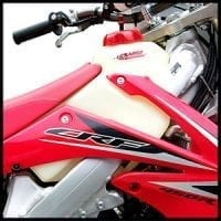CRF450R (2009-2012) CRF250R (2010-2012) FUEL INJECTED 2.3 GAL