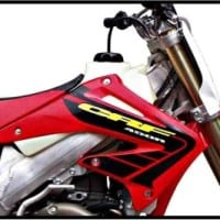 CRF450 (2002-2004) 3.3 GALLONS #11436