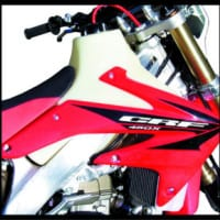 CRF450X (2005-2009*) 3.4 GALLONS