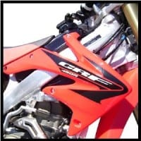 CRF450R (2005-2008) STOCK CAPACITY #11473