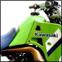 KAWASAKI TECATE (1986-1987) STOCK REPLICA #11620 Factory Discount