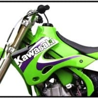 KX250/125 (1999-2002) 3.3. GALLONS