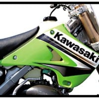 KX250 (2003-2004) KX125 (2003 ONLY) 3.1 Gal. 11.7 Lit. #11443