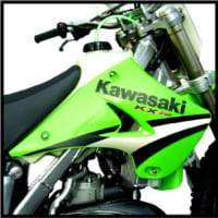 KX250 (2005-2007) 3.0 GALLONS #11467
