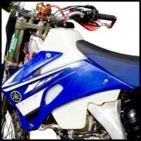 WRF 250/450 (2007-2011) #11487 Factory Discount tank in Natural