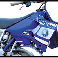 #11397-B YZ 125 & 250 (96-01) in Reflex Blue