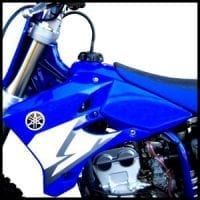 YZ 250F AND YZ 450F (2003-2005) STOCK #11454