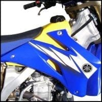 YZ-F450 AND YZ-F250 (2006-2009) STOCK CAPACITY