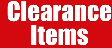 Clearance Items and Factory Discount Tanks