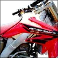 CRF 250 R/X (04-09) CRF 250 X ONLY (12-13) 3gal  #11449