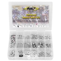 BOLT Japanese Offroad Metric Bolt Kit #B2004-PP