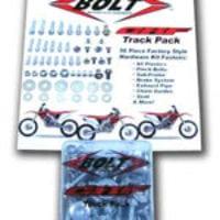 BOLT CRF Track Pack Bolt Kit #B2008-CRFTP