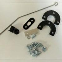 Hardware Kit for DRZ 400 S Dual Sport Model #11409-KIT
