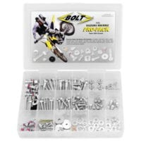 BOLT Motorcycle Hardware Pro Pack for RM/RMZ #BBMH-RMPP