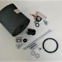 Hardware Kit for XR 250/500 & XL 250/500 Universal Model #11366-KIT