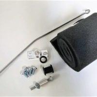 Hardware Kit for XR 600R/650L 4 Gal Model #11387-KIT